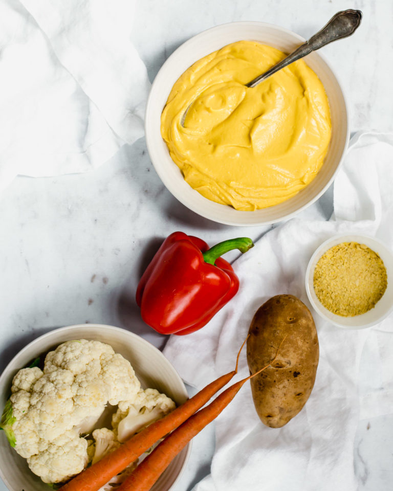 How to make the most creamy and unbelievable vegan cheese sauce! | vegan | dairy-free | gluten-free | whole food plant based | kid-friendly